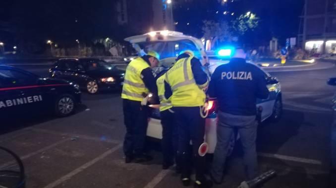 60 persone e 33 veicoli controllati, denunce e sanzioni a Terni