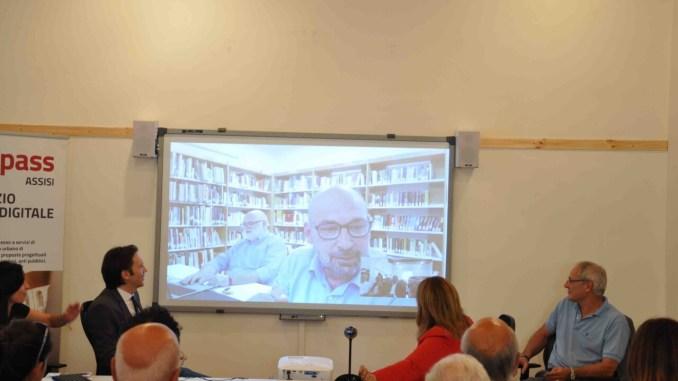 DigiPASS Assisi, Marin, un passo avanti nella digitalizzazione dell'Umbria