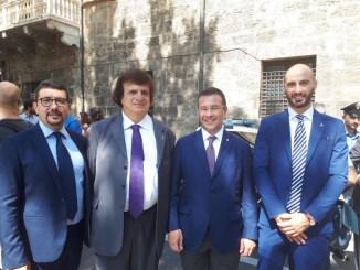 Commemorazione Dalla Chiesa, Marchetti a Palermo
