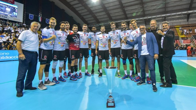 Sir Safety, Tie Break vincente, Perugia supera Siena e si aggiudica il Memorial Baldaccini