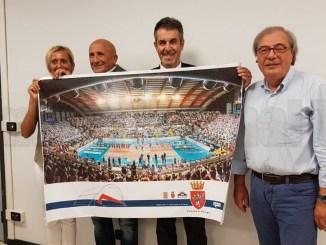 Pala Barton Perugia, presentato il progetto definitivo