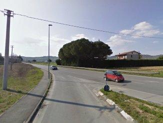 Controllo Stradale SR 220 Pievaiola tratto Strozzacapponi-Capanne