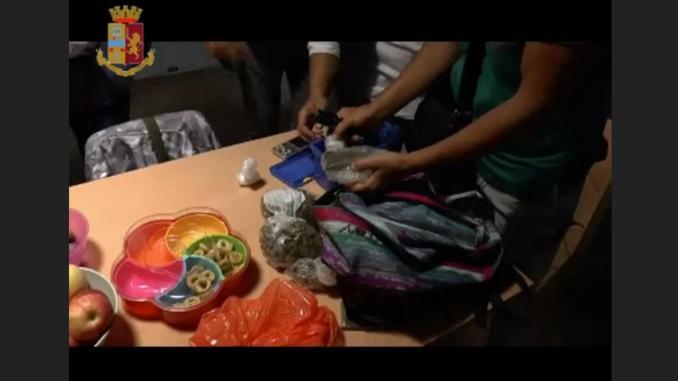 Hashish in crema o Pongo per la movida ternana, due giovani arrestati