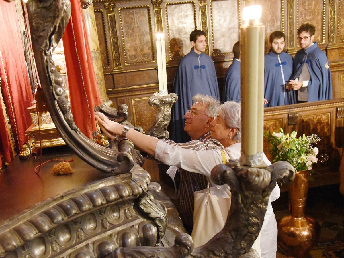 Inaugurati a Perugia i lavori di restauro della Sala del Sant'Anello