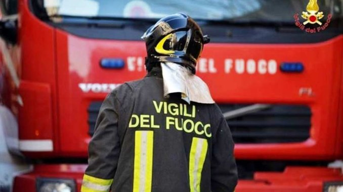 Esplode palazzina Spoleto, una persona ferita, è accaduto a Beroide