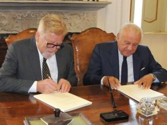 Firmato l'accordo quadro fra Ateneo e Archivio di Stato di Perugia
