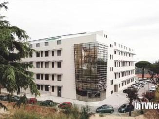 Inaugurata nuova casa di cura Porta Sole a Perugia Nuova Monteluce, foto