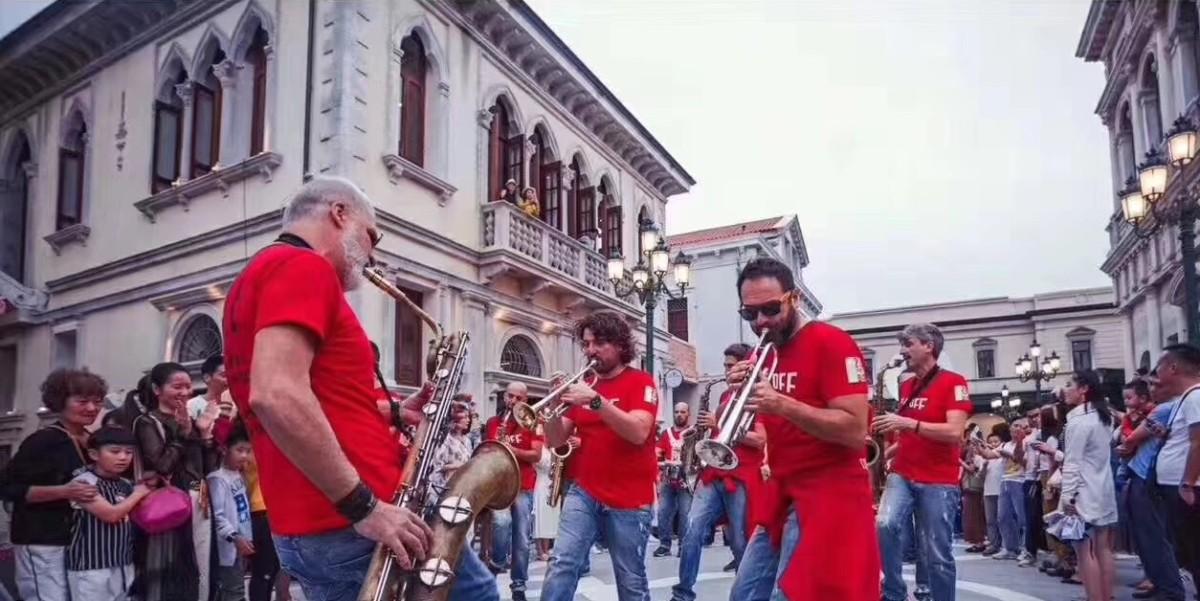 Umbria Jazz in Cina al Festival di Suzhou dal 1 al 7 di ottobre 2019