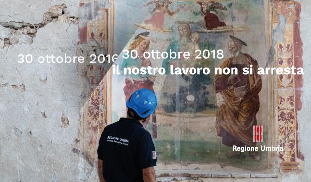 Sisma 2016, a 2 anni dal sisma la regione organizza degli eventi