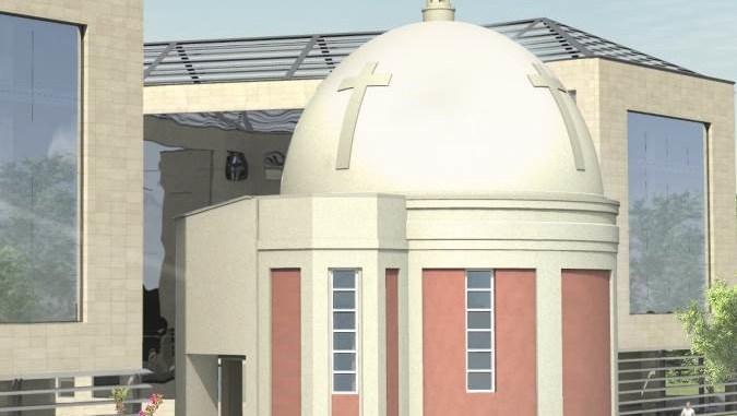 Monteluce, al via il progetto di restauro della Cappella Dottori