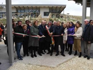 Sisma, Castelluccio, inaugurata struttura per attività produttive