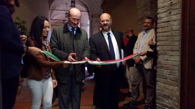 Inaugurato Digipass Gubbio, Bartolini, innovazione e servizi per cittadini