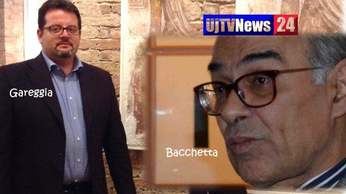 Presidenza Provincia due candidati Luciano Bacchetta e Fabrizio Gareggia