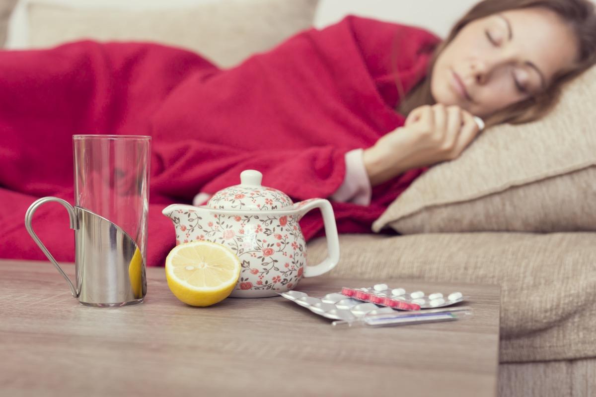 Brusco aumento dei casi di influenza, anche in Umbria diverse persone a letto