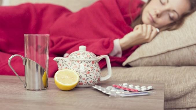 Brusco aumento dei casi di influenza, anche in Umbria persone a letto