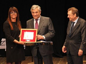 Ameria Festival, Consegna Premio Barbarossa ad Antonio Tajani