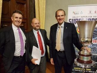 Presentata la Supercoppa Italiana 2018, il 6 e 7 ottobre al PalaBarton
