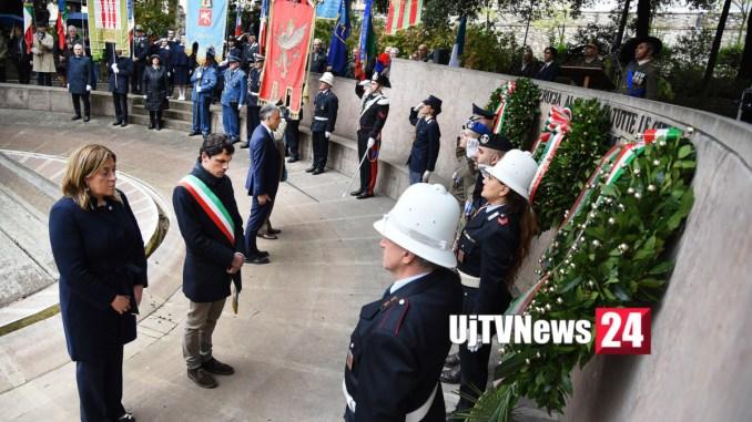 Unità d'Italia e Forze Armate a Perugia, Romizi, pensiero a chi ha sacrificato la vita