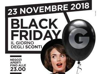 Black friday, il 23 novembre anche al Gherlinda di Ellera