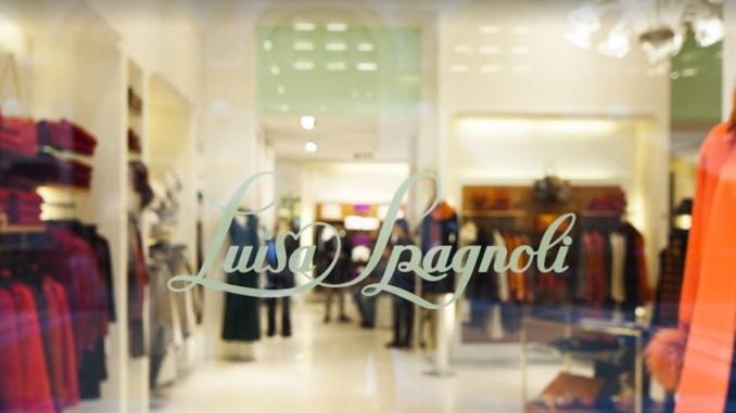 Luisa Spagnoli rinnova look della due boutique di Perugia