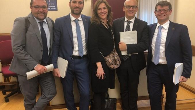 Ecoreati senatore Luca Briziarelli Lega, al via lavoro commissione