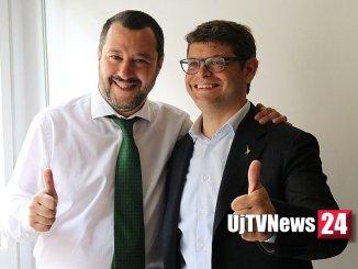 """Umbria, Briziarelli: """"Salvini annuncia 4,44 milioni per 82 comuni"""""""