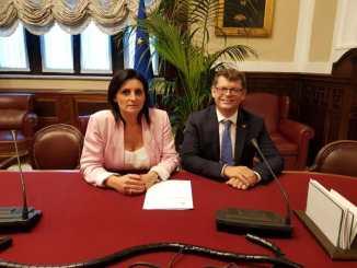 Il Sottosegretario all'Ambiente Vannia Gava in visita a Orvieto e Terni