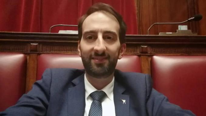 Orte Civitavecchia, Caparvi, Lega, opera strategica per Ast Terni