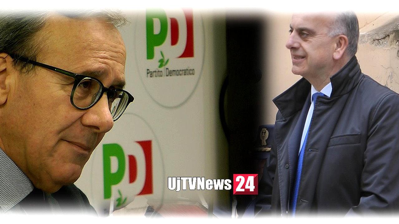 Assessore Lega vota primarie PD, il pensiero dei candidati Verini e Bocci
