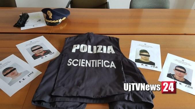 Aggressione discoteca di Foligno, arrestati i 4 aggressori, ecco chi sono