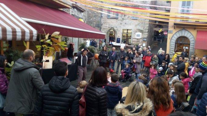Festa del Bosco 2018 dall'1 al 4 novembre a Montone