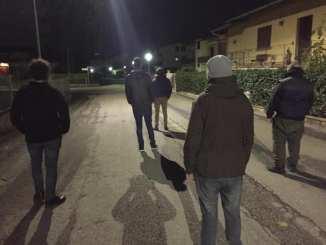 Passeggiate per la sicurezza, unisciti a Forza Nuova di Perugia