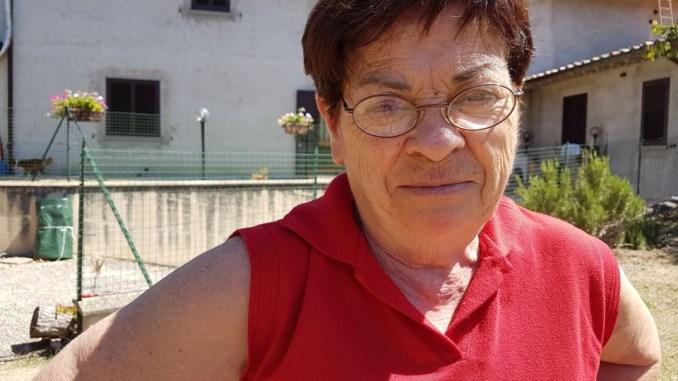 """Muore la padrona e poche ore dopo anche il cane, è Marianna Chessa, la """"nonna volante"""""""
