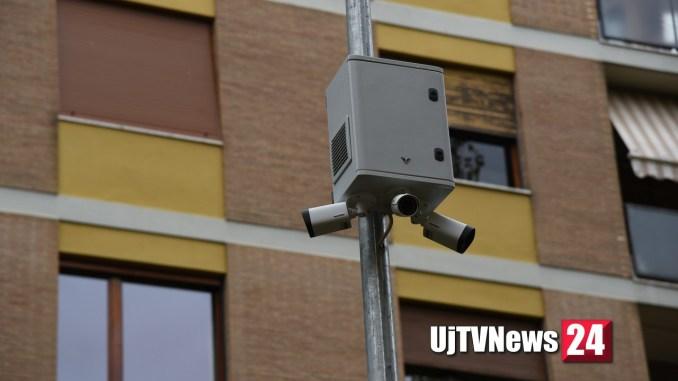 Video sorveglianza, nuovi occhi elettronici vigilano il parco Sant'Anna