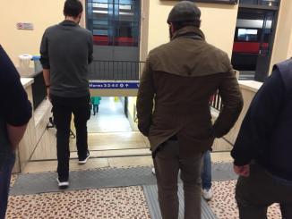 Sicurezza Perugia, passeggiata di Forza Nuova a Fontivegge