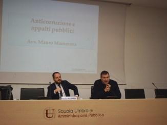 """seminario """"Appalti e anticorruzione: un approccio concreto alla valutazione dei rischi"""""""