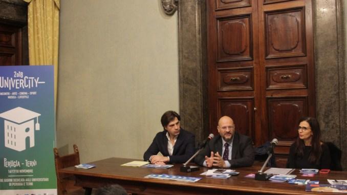 Dedicato agli studenti universitari, dal 14 al 16 novembre Perugia è UniverCity 2018