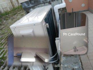 Perugia CasaPound che fine faranno le case Ater di via del Favarone?