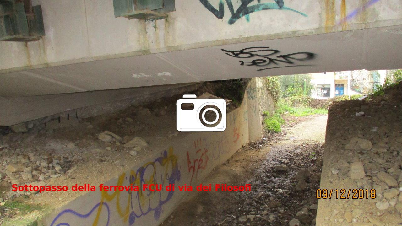 Tutte le foto del degrado de la Pallotta scattate da Tamburi di Perugia social city