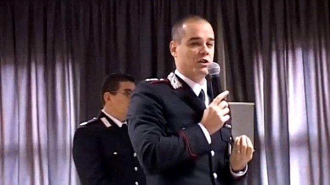 Due ladri tentano furto a Gubbio, arrivo metronotte li mette in fuga