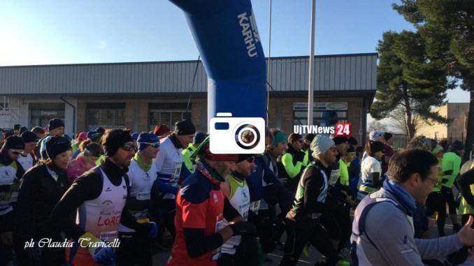 Tutte le foto della maratona Invernalissima di Bastia Umbra, 2000 atleti