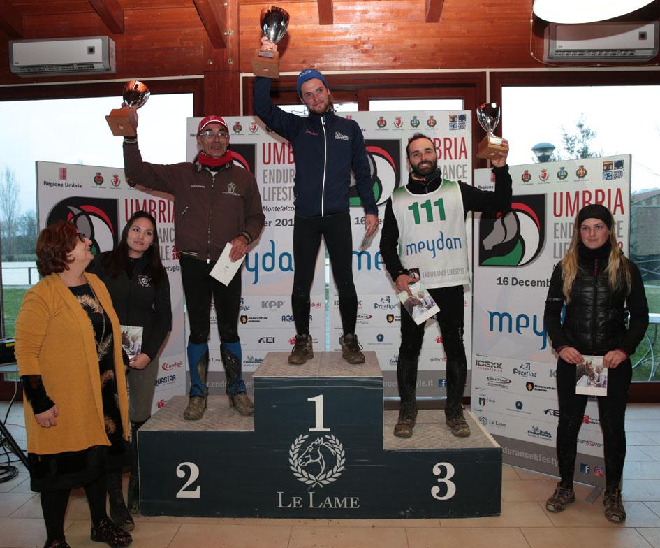Winter edition di Umbria endurance lifestyle 2018 a Montefalco e territori limitrofi
