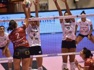 La Bartoccini volley al PalaBarton affronta Marignano