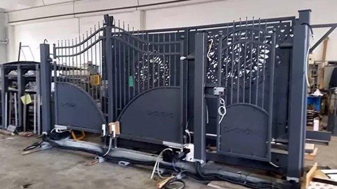 Recinzioni modulari artigianali in ferro sdoganate nella vendita online
