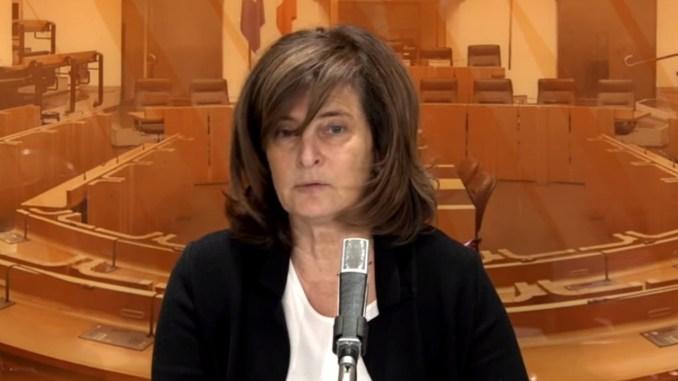 Assemblea legislativa dell'Umbria 8 agosto 2019 gestione finanziaria regione
