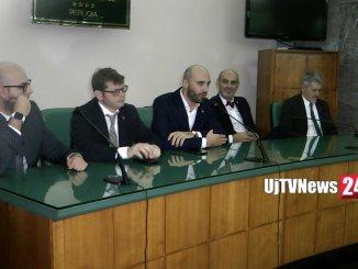 Sabato 8 dicembre l'Umbria scende in piazza con Matteo Salvini