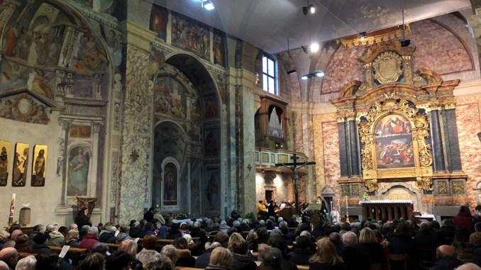 Riaperta la storica chiesa Santa Maria Assunta a Monteluce