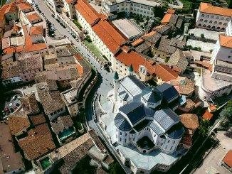 Valnerina al freddo e al gelo Cascia città più fredda dell'Umbria