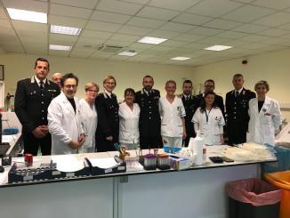 A Perugia e a Terni i Carabinieri donano il sangue