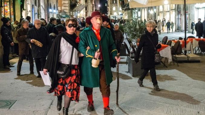 Graziano Vinti sarà il Bartoccioanche nel Carnevale 2019